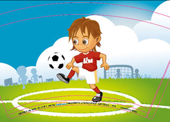 SOCCER-CUP