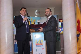 Mohamad El Hout Visit