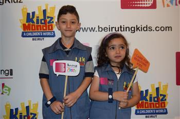 Beiruting Kids Launching Ceremony 1
