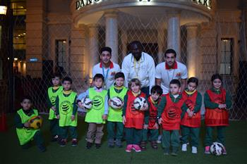 Athletico Football Tournament at KidzMondo Beirut